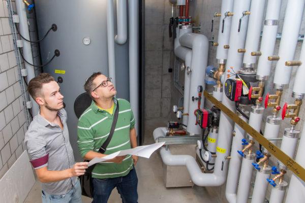 Dienstleistung Gebäudesanierung